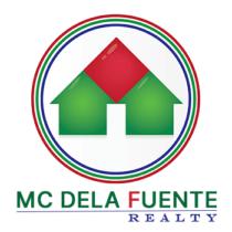 MC Dela Fuente Realty Logo