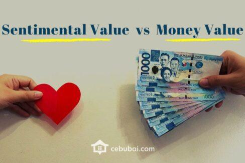 Property Sentimental Value vs. Monetary Value by Cebubai