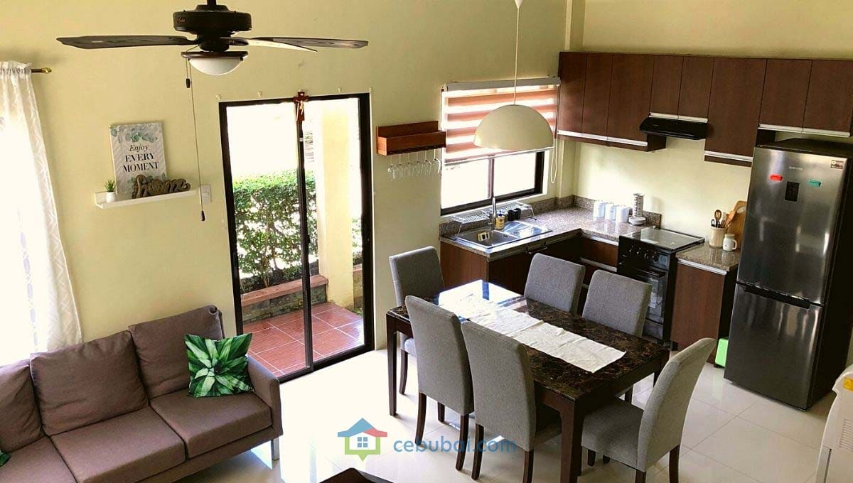 2-Story-Single-Attached-House-For-Sale-in-Woodland-Park-Residences-Yati-Liloan-Cebu-Dining