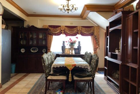 3-Bedrooms-Fully-Furnished-House-For-Sale-in-Paseo-San-Ramon-Banawa-Cebu-City-Dining-Area