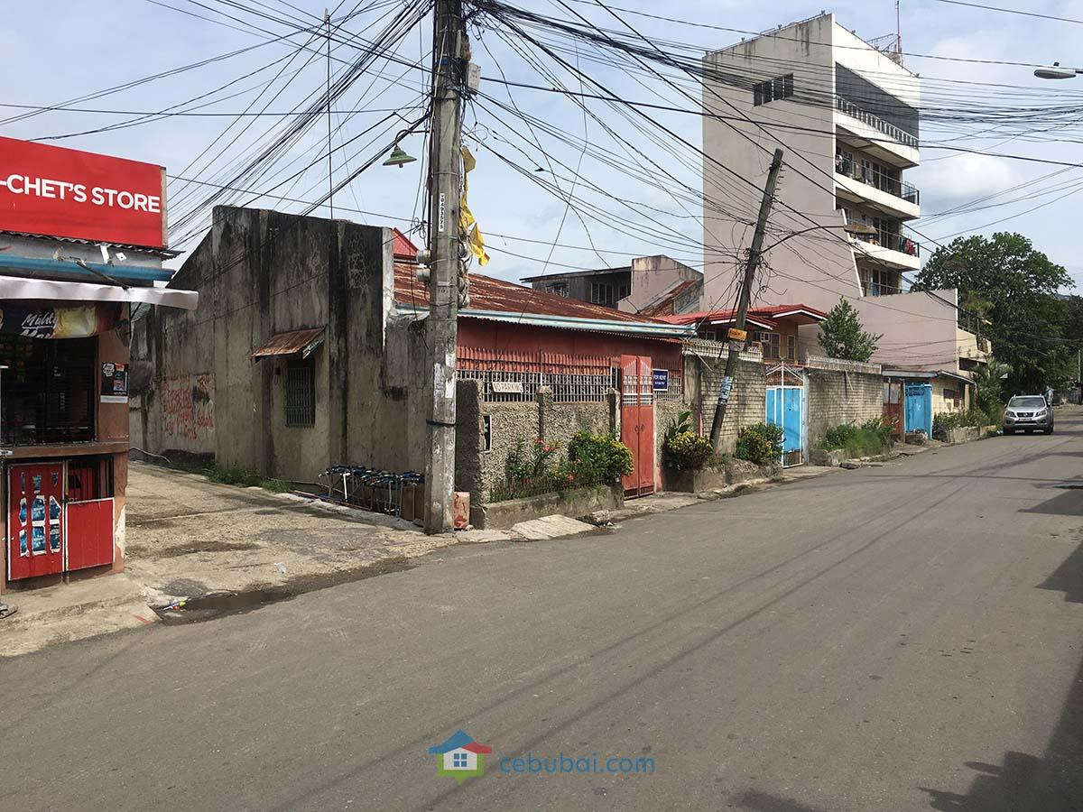 2 Adjacent Titled Lots For Sale in Labangon, Cebu City