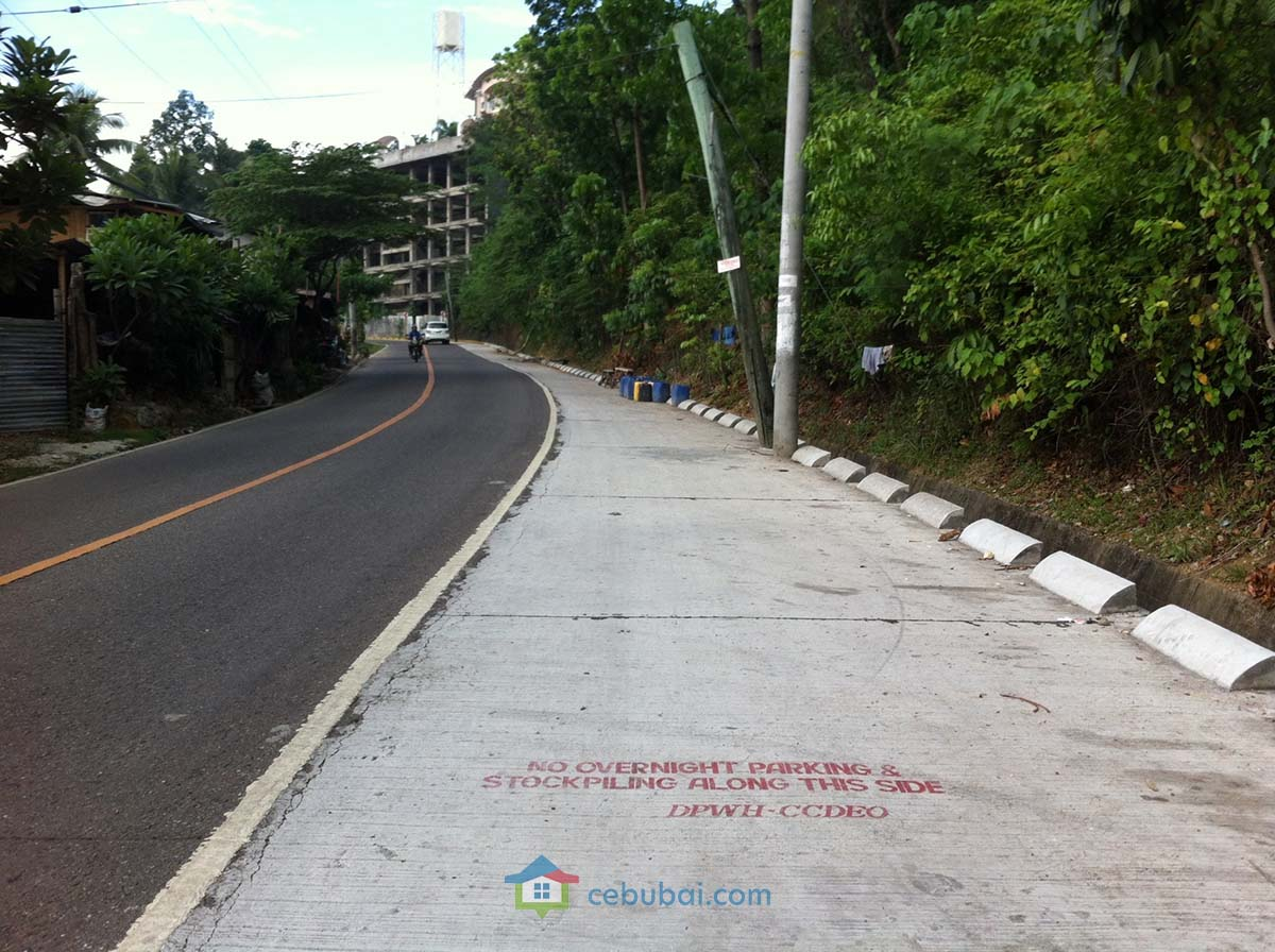 2239 SqM Vacant Lot For Sale in Busay, Cebu City