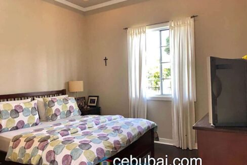 3-Bedrooms-Elegant-and-Spacious-House-For-Sale-in-Silver-Hills-Talamban-Cebu-City-Bedroom2