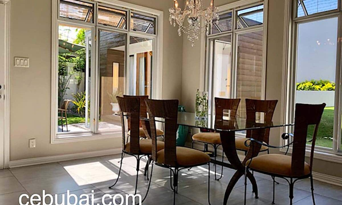 3-Bedrooms-Elegant-and-Spacious-House-For-Sale-in-Silver-Hills-Talamban-Cebu-City-Dining-1