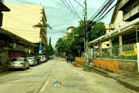 506 SqM Titled Commercial Lot For Sale across USC Main Campus