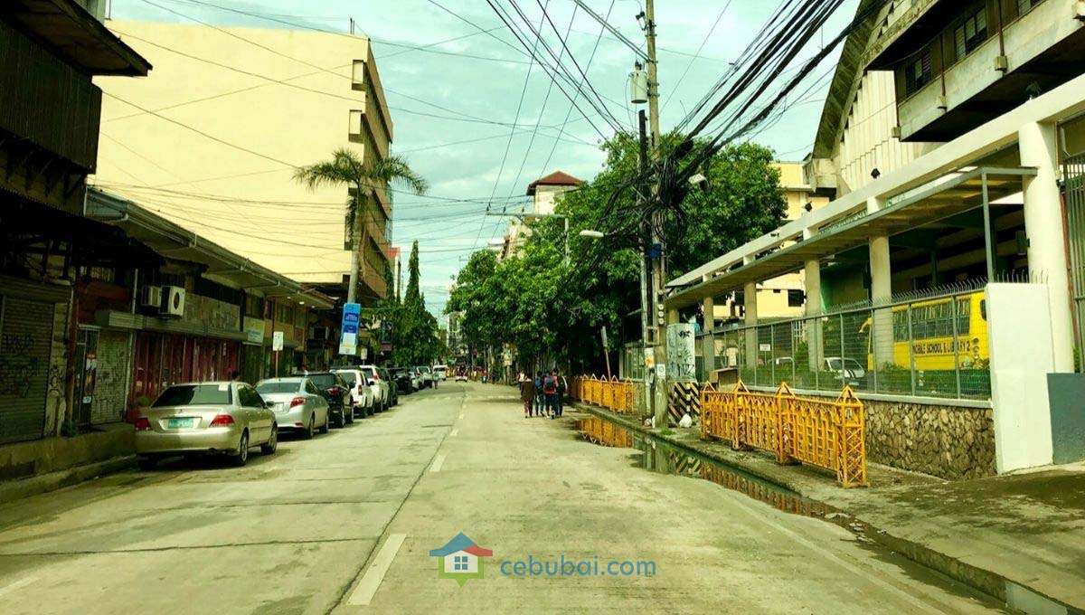506 SqM Titled Commercial Lot For Sale across USC Main