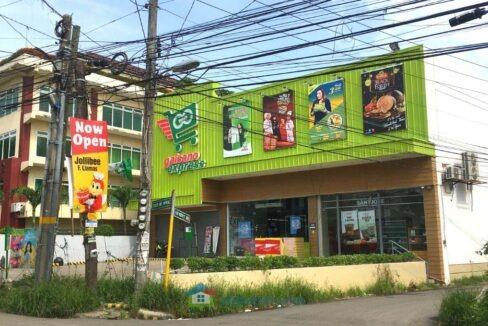 534 SqM Vacant Commercial Lot For Sale at the back of Gaisano Express Punta Princesa Cebu City