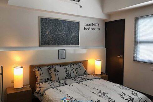 Elegantly-Furnished-1-Bedroom-Avalon-Condo-For-Sale-in-Cebu-Business-Park-Masters-Bedroom