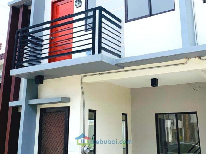 3 Bedrooms RFO Corner Townhouse For Sale in Woodway Townhomes, Talisay City, Cebu