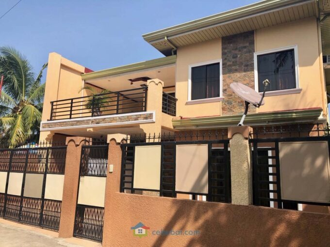 3 Bedrooms RFO House For Sale in Jugan, Consolacion, Cebu
