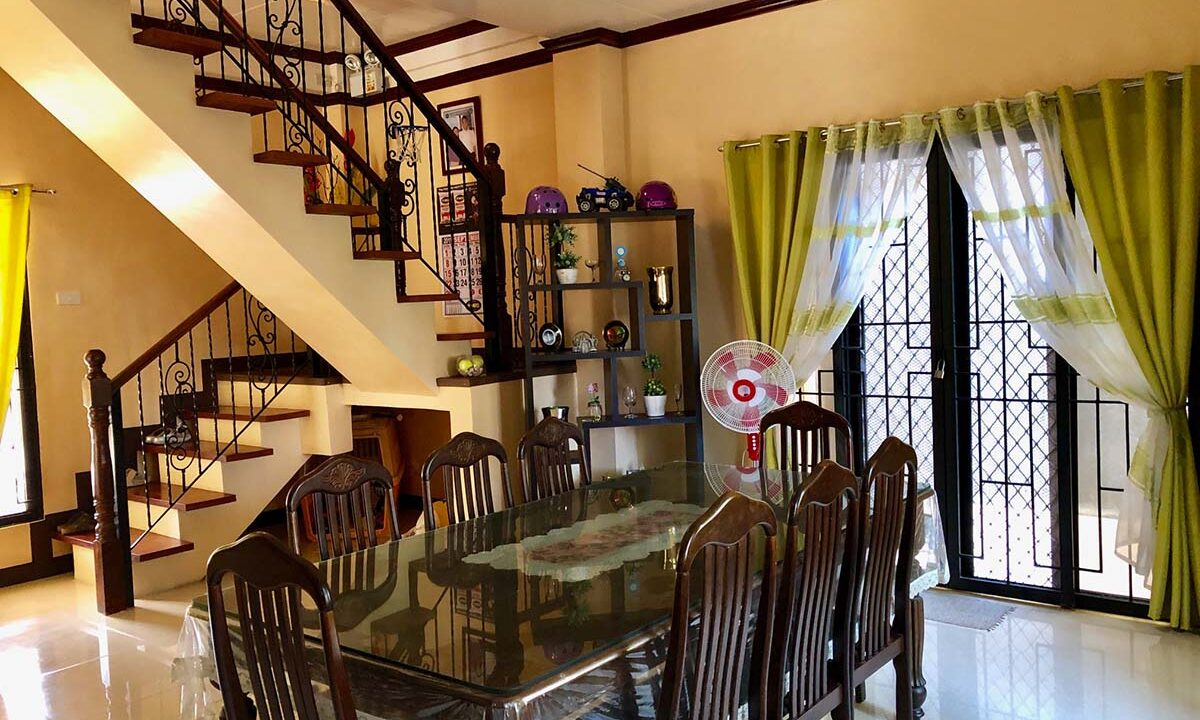 Ready-For-Occupancy-House-and-Lot-For-Sale-in-Jugan-Consolacion-Cebu-Stair-Area