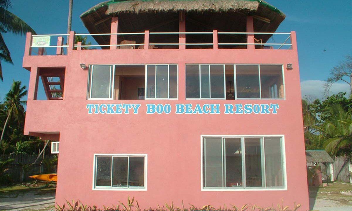 Tickety Boo Beach Resort For Sale in Santa Fe Bantayan Island Cebu