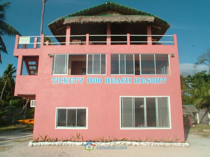 White Sand Beach Resort For Sale in Bantayan Island, Cebu, Philippines