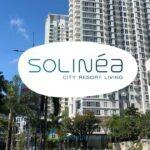 Minimalist Studio Condo For Rent in Solinea Tower 2, Cebu Business Park, Cebu City