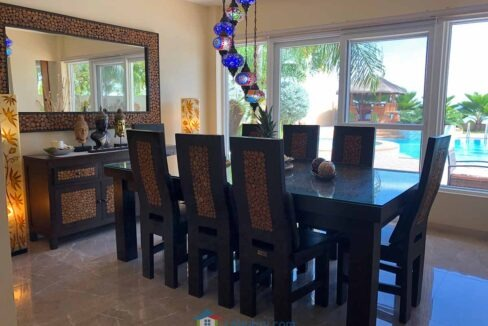 Modern-2-Story-Beach-House-for-Sale-Dining-Room