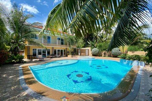 Modern-2-Story-Beach-House-for-Sale-Pool-Side-1