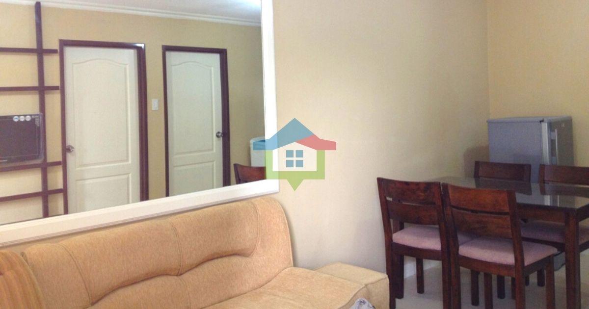 2-Bedroom-Condo-for-Sale-in-One-Oasis-Cebu-Living-Area