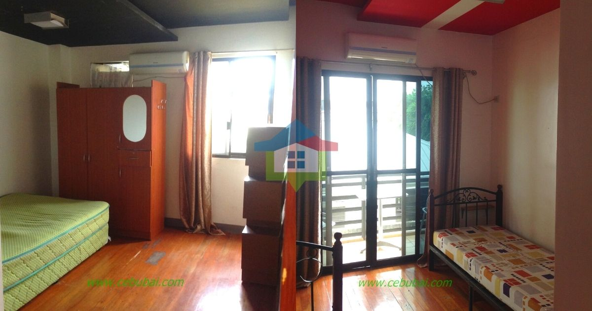 2-Story-House-For-Rent-in-Cebu-with-Swimming-Pool-Rooms