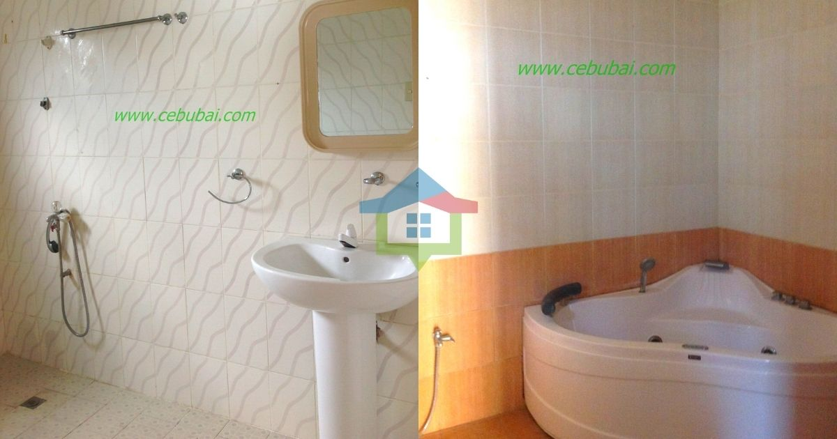 2-Story-House-For-Rent-in-Cebu-with-Swimming-Pool-Toilet-Bath