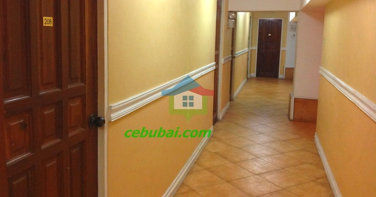 Cebu-Budget-Hotel-For-Sale-Proximate-to-USC-Main-Hallway