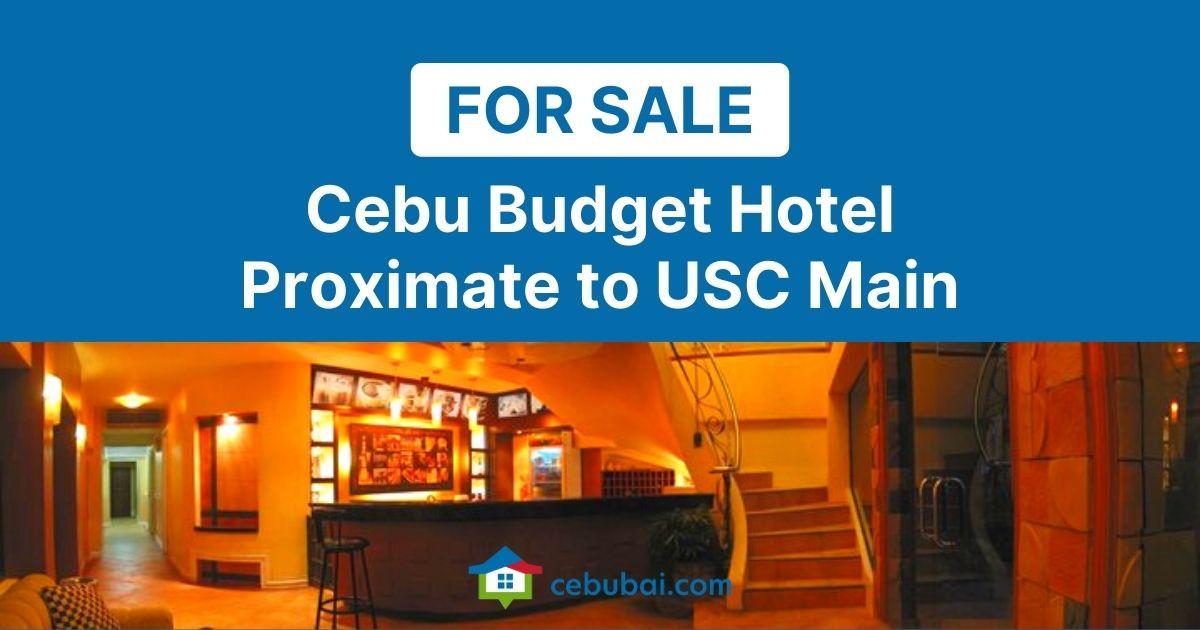 Cebu-Budget-Hotel-For-Sale-Proximate-to-USC-Main