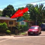 Corner Bungalow House and Lot For Sale in Banawa, Cebu City