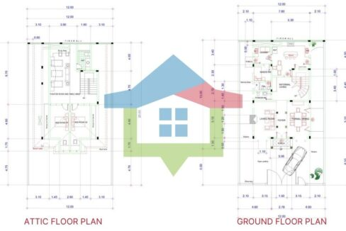 House-and-Lot-for-Sale-in-Casals-Village-Mabolo-Cebu-Floor-Plan