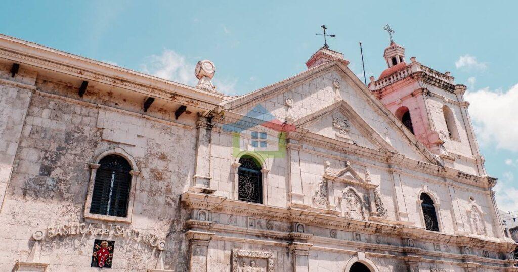 Basilica del Sto. Niño Church Cebu, Philippines