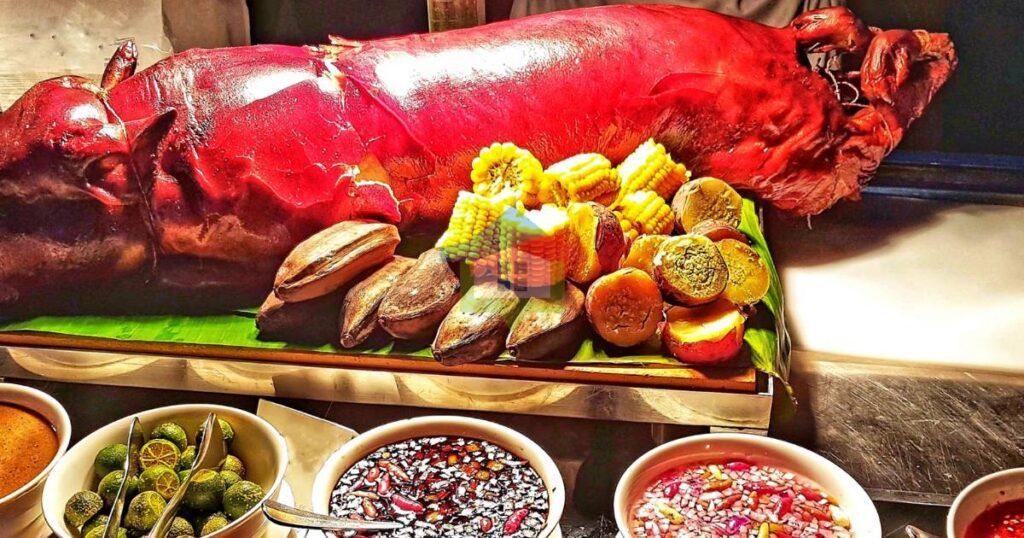 Famous Lechon de Cebu