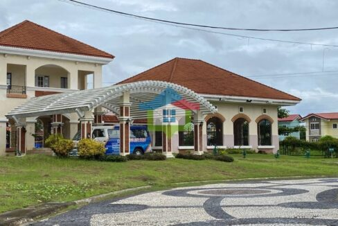 (Rush) New House and Lot For Sale in Pacific Grand Villas (Clubhouse), Lapu-Lapu City