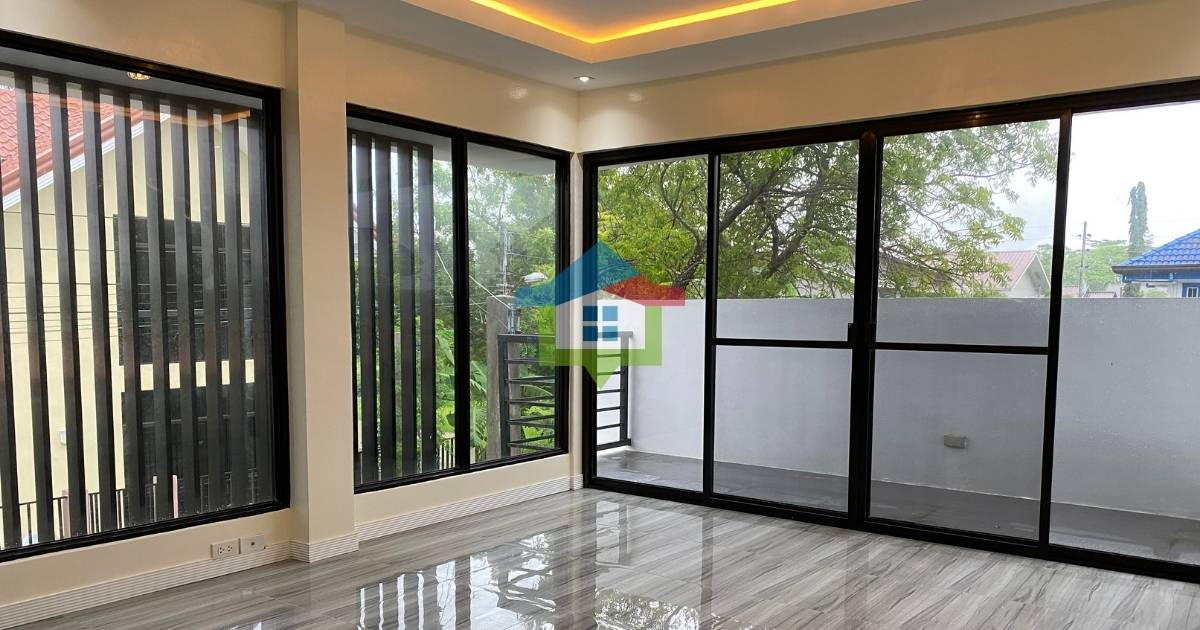 (Rush) New House and Lot For Sale in Pacific Grand Villas (Master's Bedroom), Lapu-Lapu City