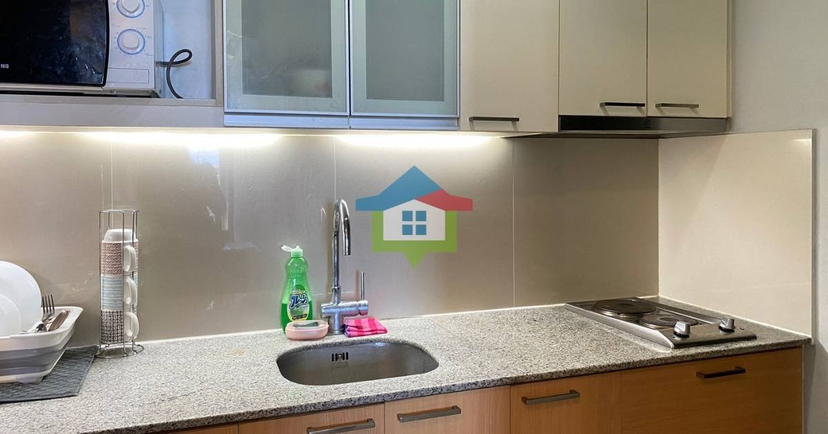 One Bedroom Condo For Sale at The Mactan Newtown Kitchen Sink