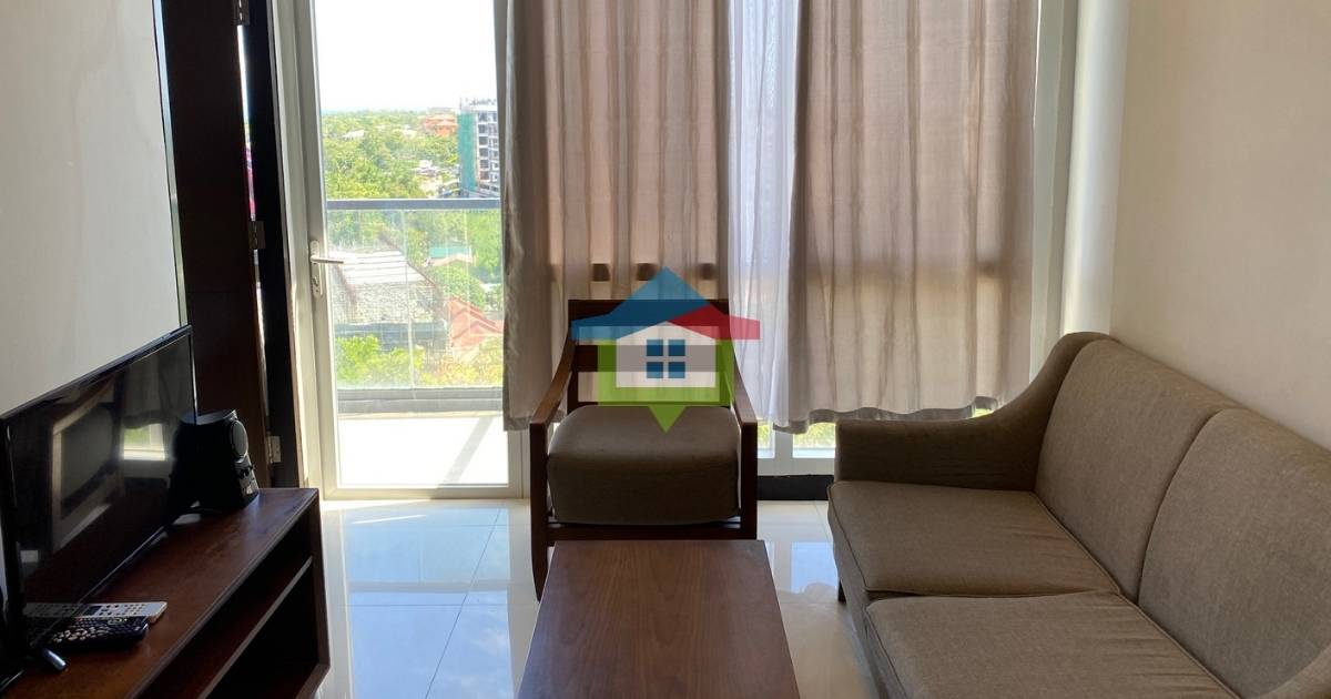 One Bedroom Condo For Sale at The Mactan Newtown Living Area 1