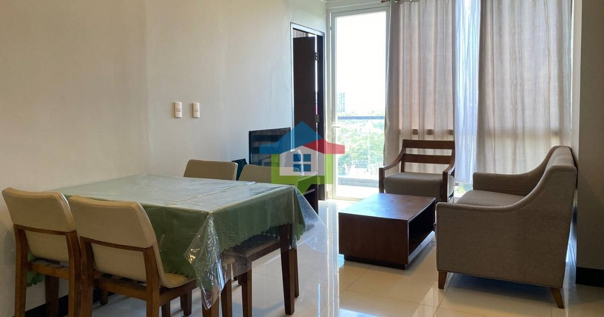 One Bedroom Condo For Sale at The Mactan Newtown Living Area