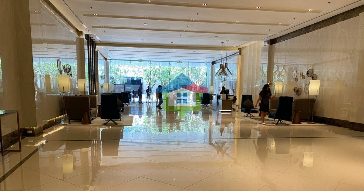 One Bedroom Condo For Sale at The Mactan Newtown Lobby