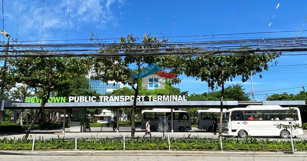 One Bedroom Condo For Sale at The Mactan Newtown Transport Terminal