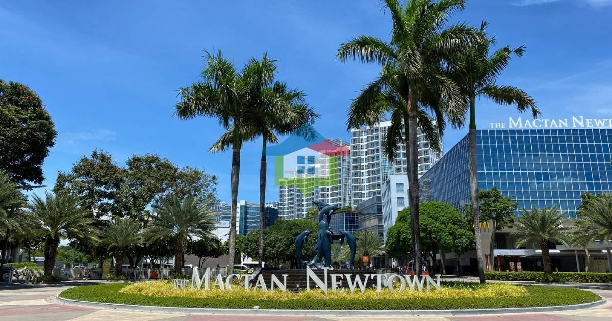 One Bedroom Condo For Sale at The Mactan Newtown