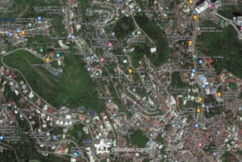Commercial Lot For Sale in Salinas Drive Lahug Cebu City by Cebubai.com