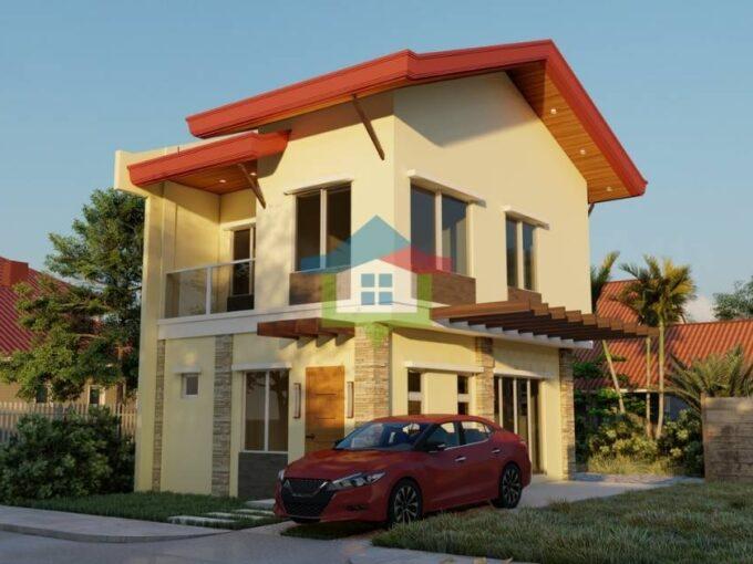 4-BR House For Sale in Minglanilla Cebu