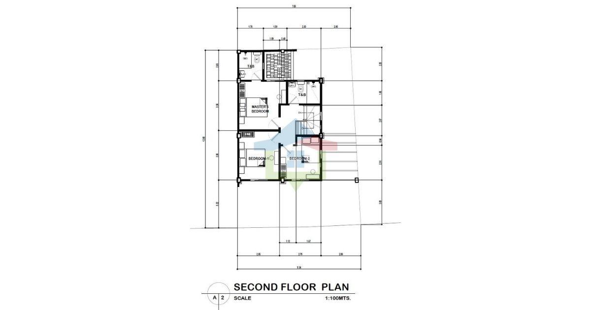 Brand New 4-BR Seaside Living House For Sale in Cebu-Second-Floor